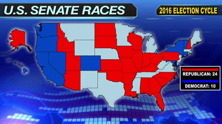 Key races tightening in the final days of the campaign