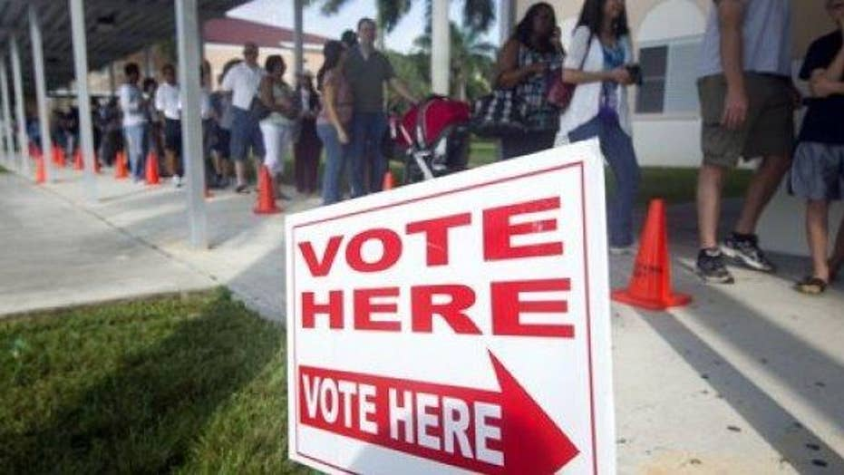 Worst cases of voter fraud reported in battleground states