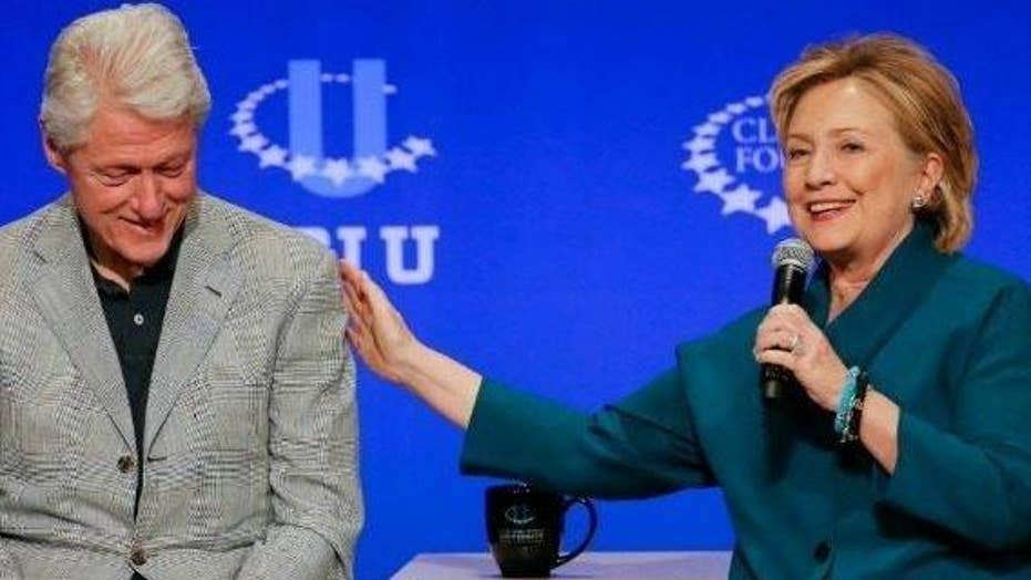 Leak: Aides were worried about Clinton Foundation conflicts