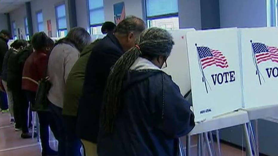 Feds prepare for potential Election Day attacks from hackers