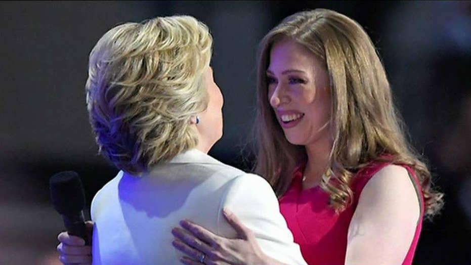 Clinton Foundation the best wedding gift for Chelsea?