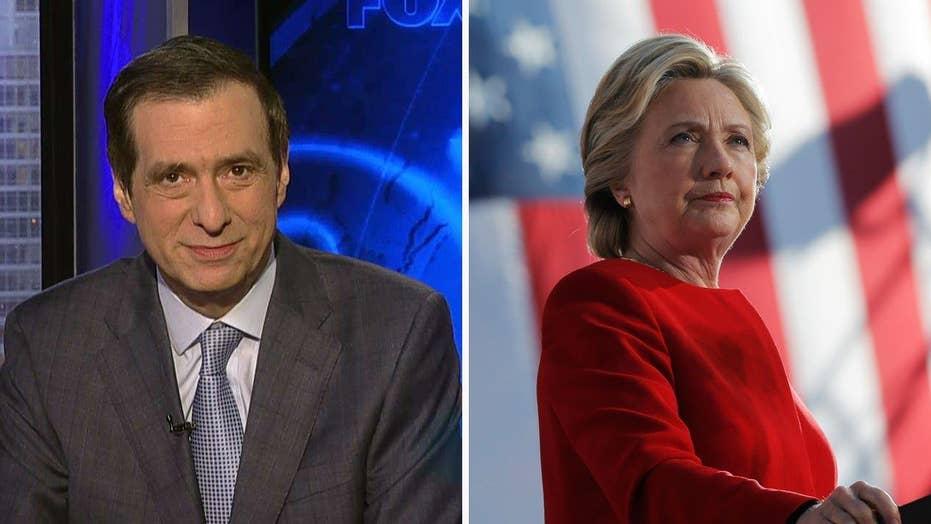 Kurtz: FBI flips again as voters go to the polls