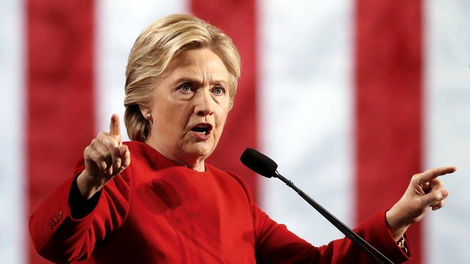 Another embarrassing round of WikiLeaks dumps for Clinton