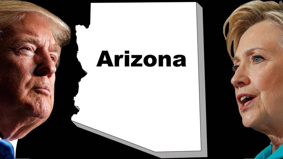 Arizona is a state to watch on Election Day