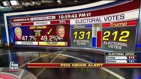 Fox News projects: Donald Trump wins FL, Clinton wins CA