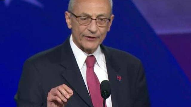 John Podesta: Several states too close to call