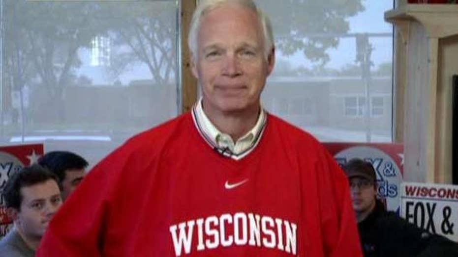 Sen. Ron Johnson on the battle over his Senate seat