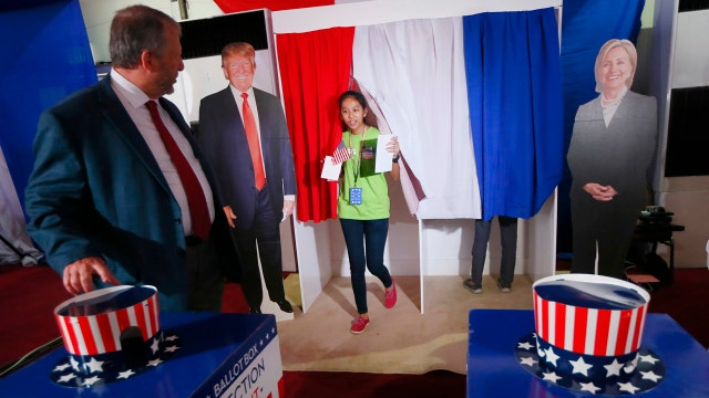 Pollster Lee Carter breaks down the 2016 exit polls