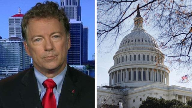 Sen. Rand Paul on GOP majority's agenda on Capitol Hill