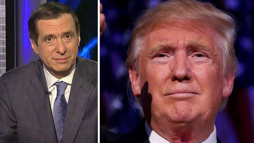 'MediaBuzz' host Howard Kurtz weighs in on the media's shock over Donald Trump's presidential win