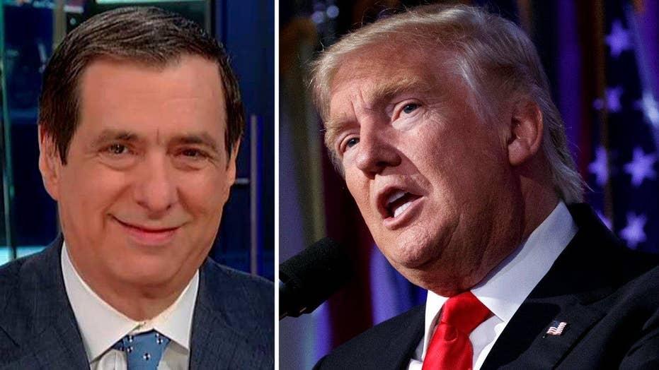 Kurtz: Trump benefited from media negativity
