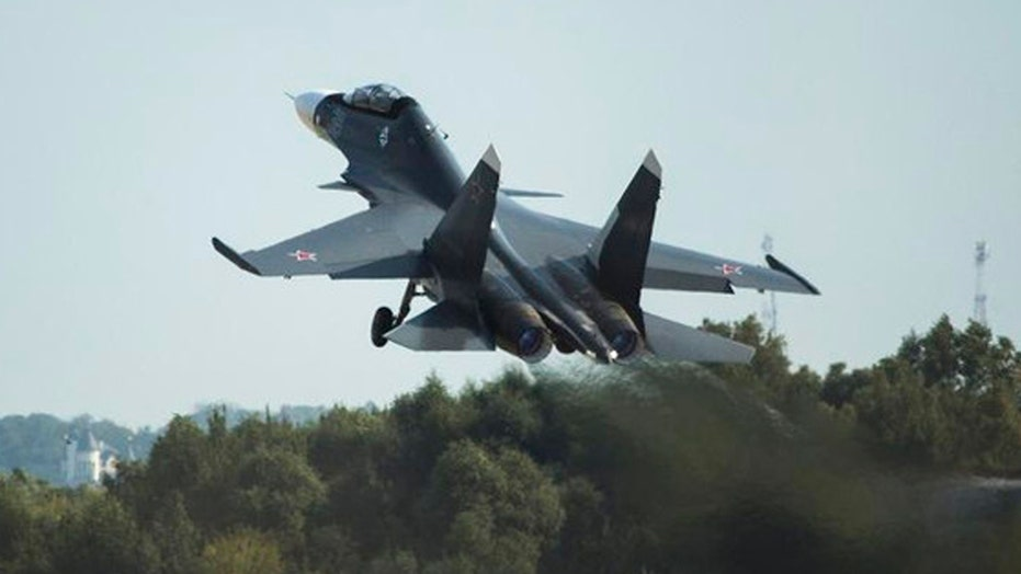 Russia preparing for new round of airstrikes in Syria