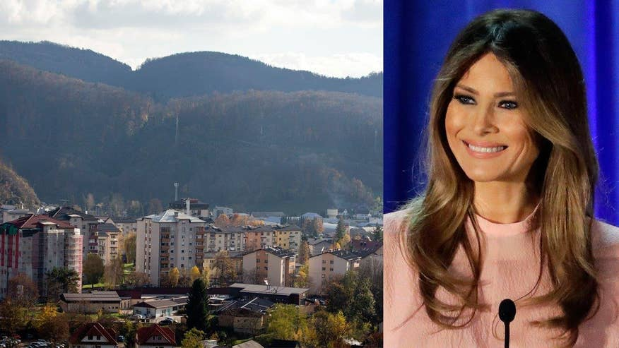 Features & Faces: The Slovenian town of Sevnica hopes the next First Lady sparks a boost in tourism