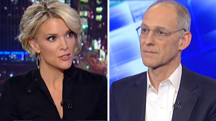 Dr. Ezekiel Emanuel on 'The Kelly File'