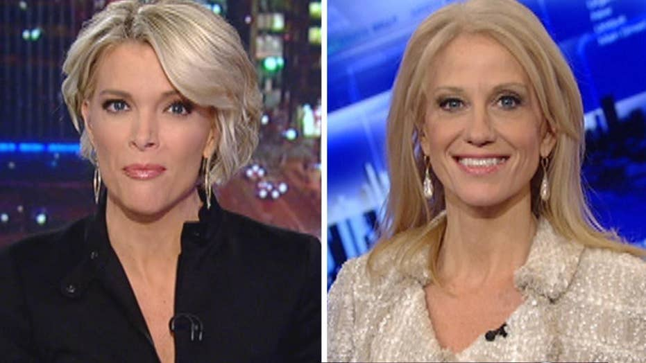 Kellyanne Conway on Trump's win, negativity during campaign