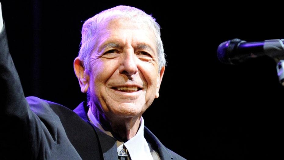 Influential singer-songwriter Leonard Cohen dies at 82