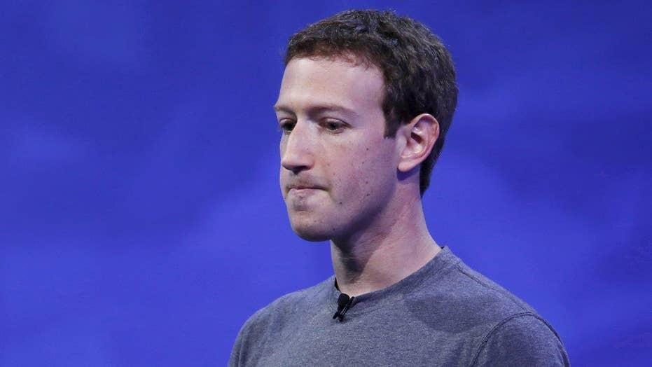 Mark Zuckerberg denies 'tilting' the election