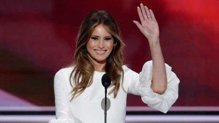What will Melania's first days as first lady look like?