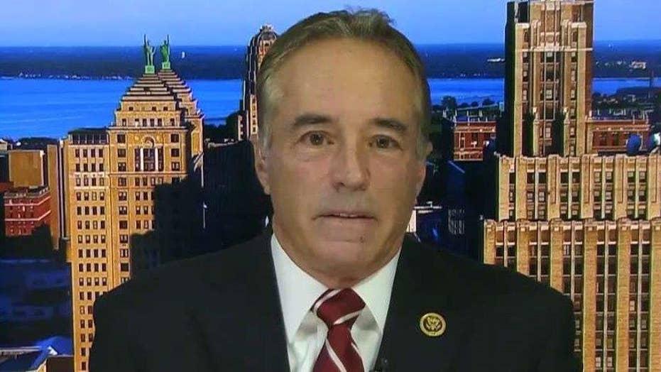 Rep. Chris Collins talks Trump transition process
