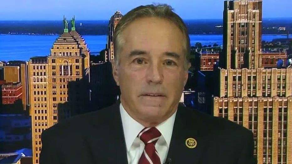 Rep. Chris Collins talks Trump transition process