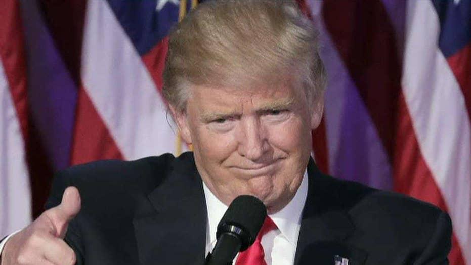 Rust Belt hands Trump the White House