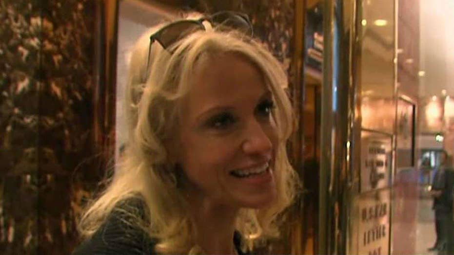 Conway: Appointment of Trump WH chief of staff 'imminent'