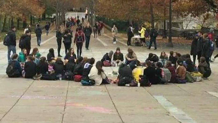 Colleges offer help to students distraught after election