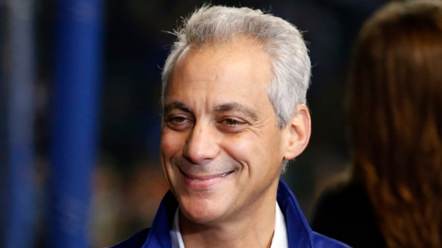 Chicago Mayor Rahm Emanuel sends message to president-elect