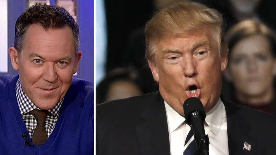 Gutfeld: Who do we owe Trump's win to?