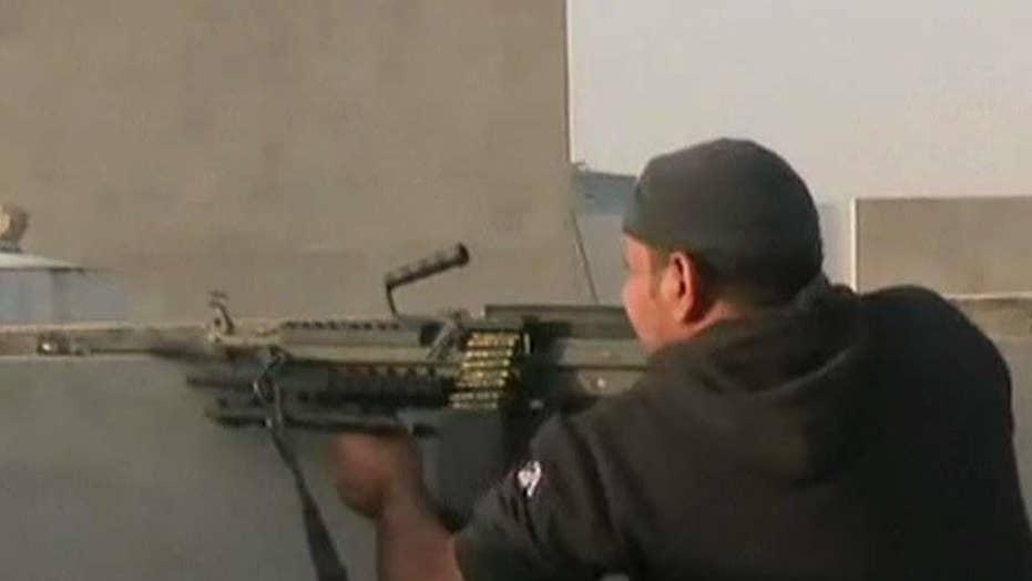 Iraqi forces retake town near Mosul