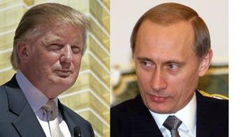 Putin, Personalities, and President-elect Trump