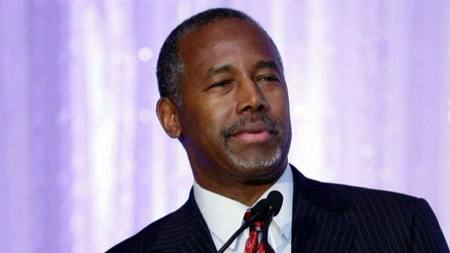 Dr. Ben Carson turns down consideration for Trump's Cabinet | Fox ...