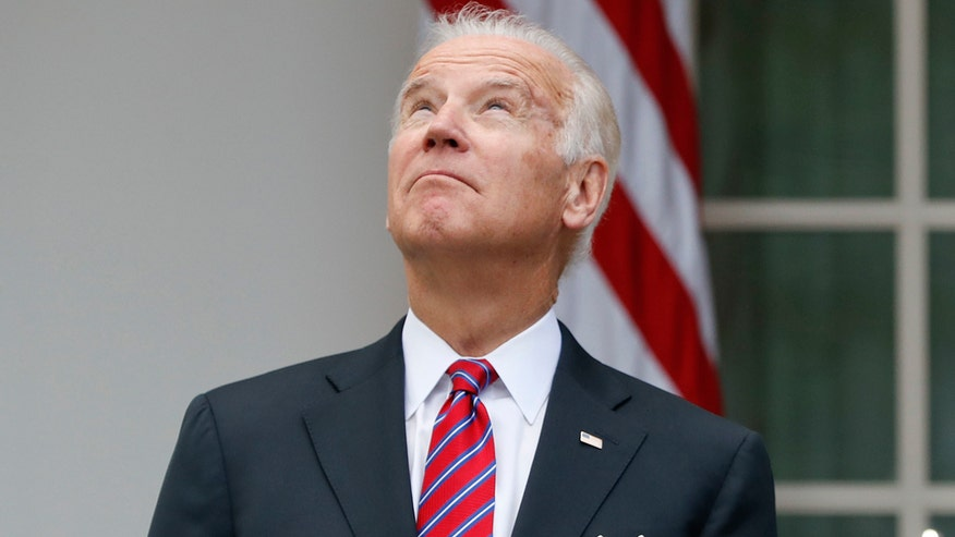 Twitter and Facebook flooded with memes featuring Vice President Biden