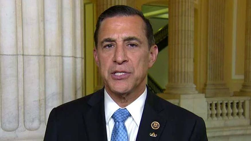 California congressman on president-elect's immigration policies