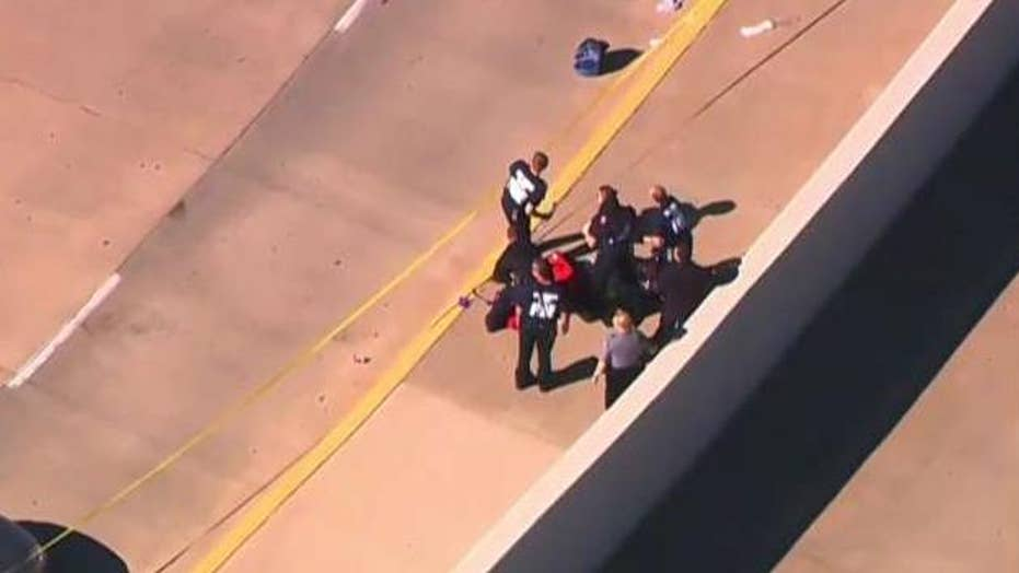 Shooting at Oklahoma City airport