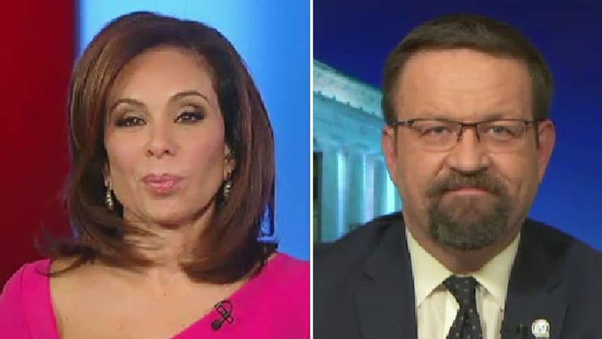 Trump vows to deport criminal illegal immigrants; Judge Jeanine Pirro and Dr. Sebastian Gorka weigh in on 'Hannity'