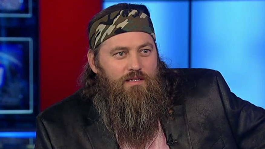 On 'Hannity,' the 'Duck Dynasty' star opens up about his book, election outcome