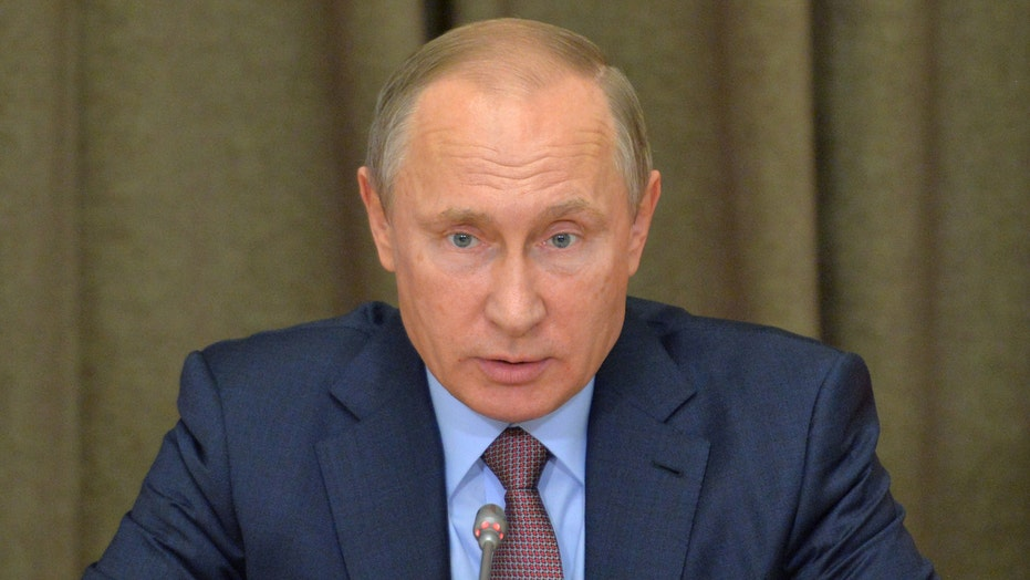 Russia looking to take advantage of Trump transition?