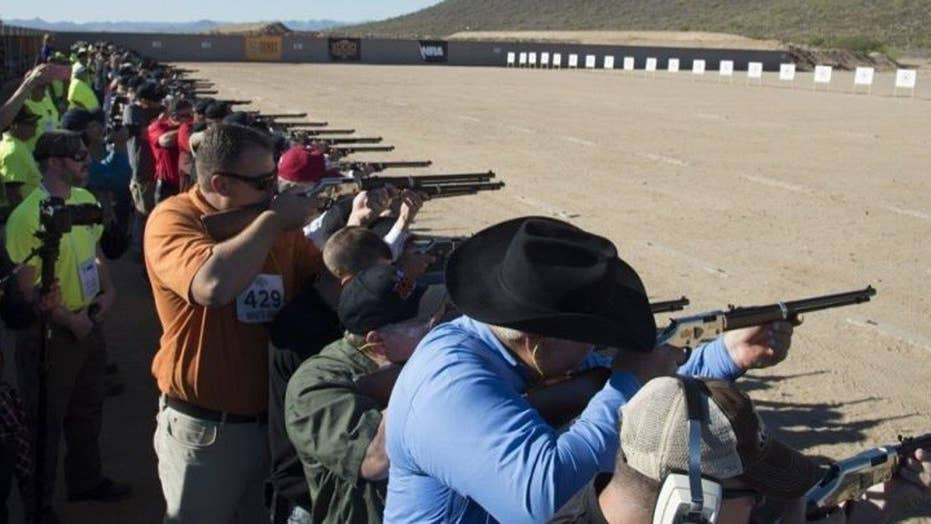Guinness World Records snubs NRA shooting event