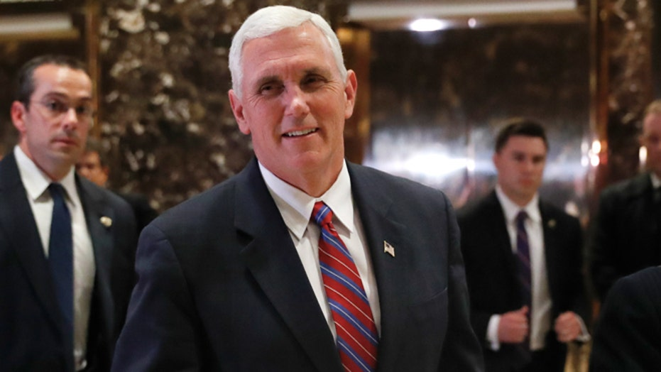 Is Pence fulfilling Trump's promise to 'drain the swamp'?