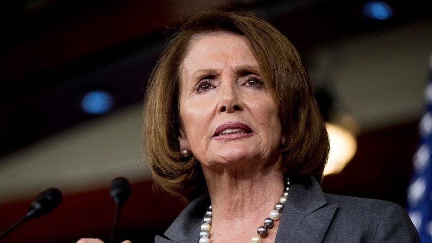 Ohio congressman is challenging Pelosi for House minority leader; Mike Emanuel has the details for 'Special Report'