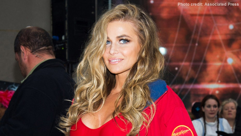 Carmen Electra Talks 'Baywatch' Swimsuits