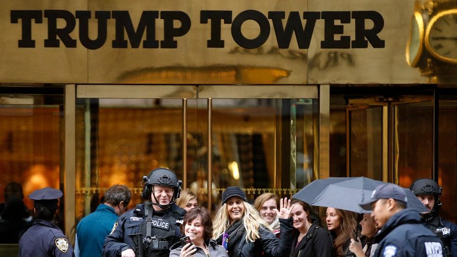 Unprecedented security hurdles facing mixed-use Trump Tower