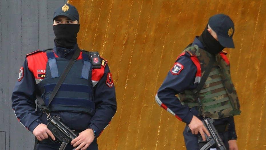 Kosovo police thwart ISIS terror plots