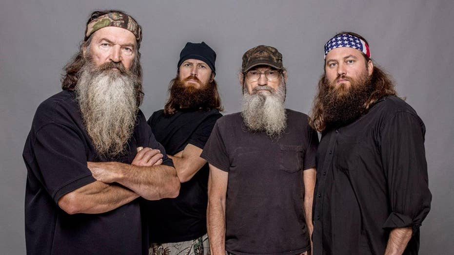 Duck Dynasty's feathers plucked
