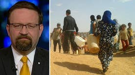 Terror expert Dr. Sebastian Gorka sounds off the abuse Trump took for suggesting stricter screenings for immigrants and refugees coming to America and a disturbing new report on migrant refugees preaching hatred for Christians
