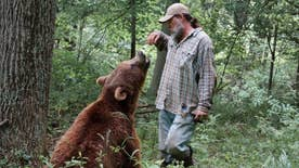 In The Zone: Jeff Watson on how his show 'Project Grizzly' shows his determination to prepare captive bears for life in the wild