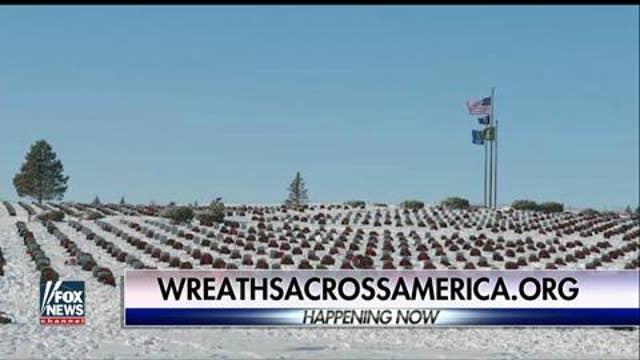 Wreaths Across America needs your help