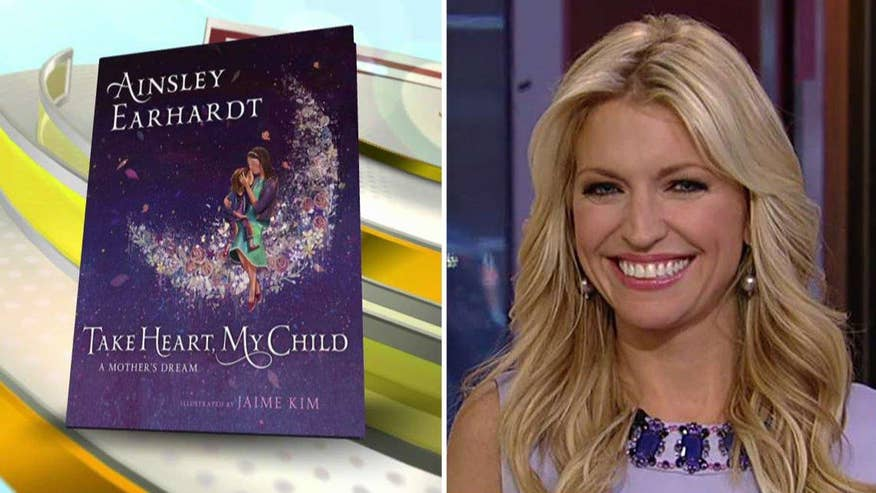 The 'Fox & Friends' co-host opens up about her new book 'Take Heart, My Child'