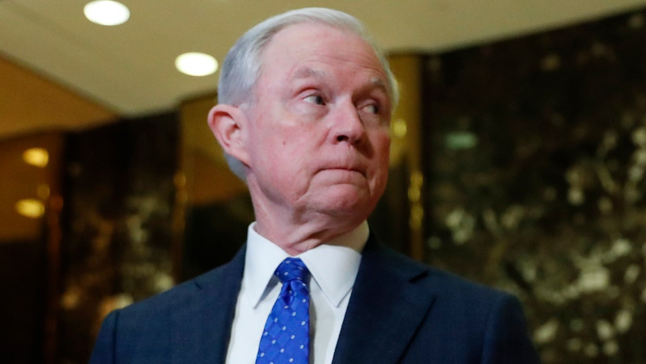 Trump offers Sen. Jeff Sessions attorney general position